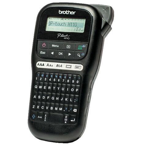Brother PT-H110 HAND HELD LABELLING MACHINE