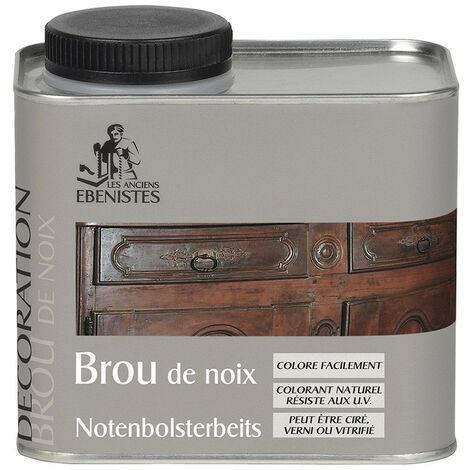 Brou de noix 450ml - Les anciens ébénistes