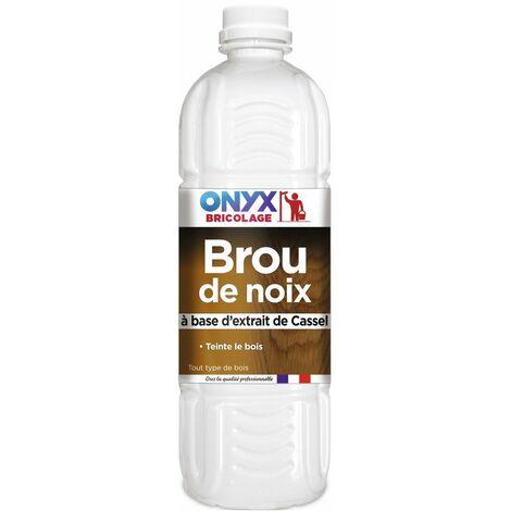 Brou de noix bouteille 1 l