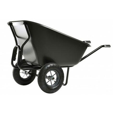 Brouette 2 roues - Caisse 300L