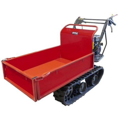 Brouette a moteur à chenilles AMA TAG 300N 300 kg