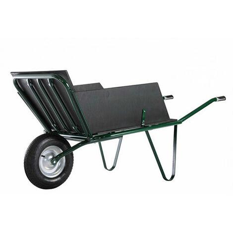 Brouette agricole 1 roue + plateau