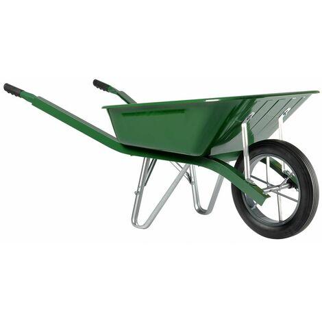Brouette BATI 90 L peinte roue pleine