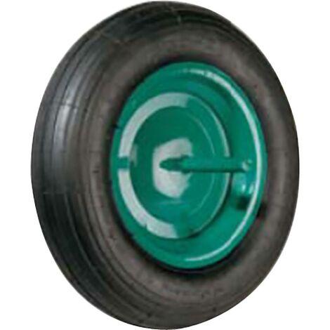 Brouette de construction � roues pneumatiques 350X80Mm Niveau Nv96551