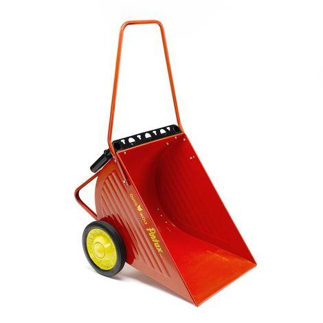 brouette de jardin m tallique avec porte outils outils. Black Bedroom Furniture Sets. Home Design Ideas