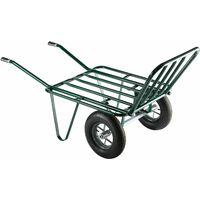 Brouette Haemmerlin Pro Select Agricola 2 Roues Gonflées 302075701