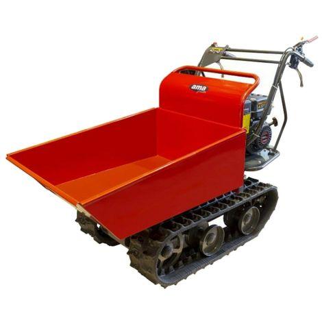 Brouette motorisée à chenilles AMA Dumper TAG300ND 300 kg