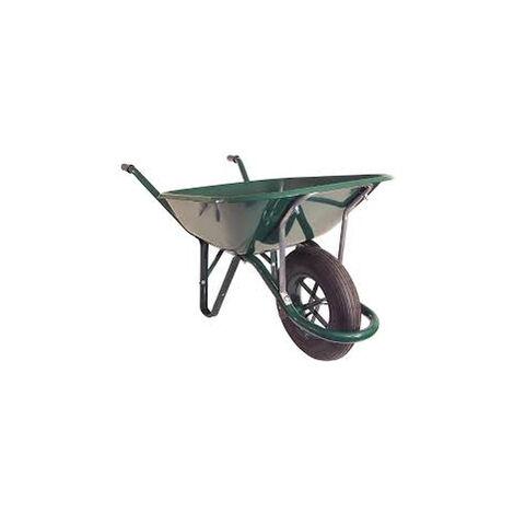 Brouette travaux de chantier verte increvable 1450 ALTRAD - A1450IA4001
