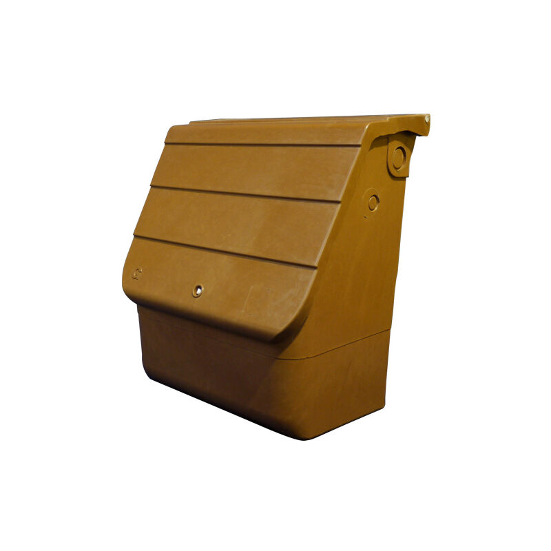 Image of Brown Unibox Universal Gas Meter Box - Brown Unibox Gas - Mitras