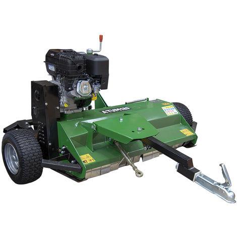 Broyeur à axe horizontal, moteur Briggs et Stratton 13,5 ch et 420 cm3 - 1,2 m