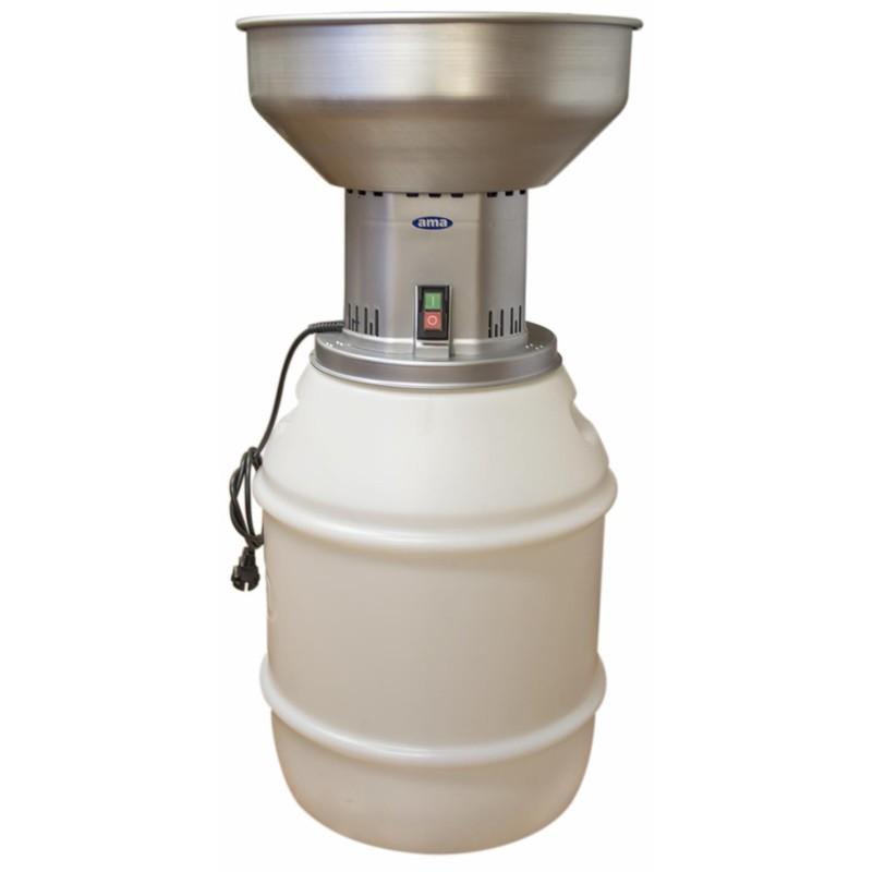 Lem Select - Moulin à grain aluminium pour volaille 1.6 HP 220 V 50 Lt