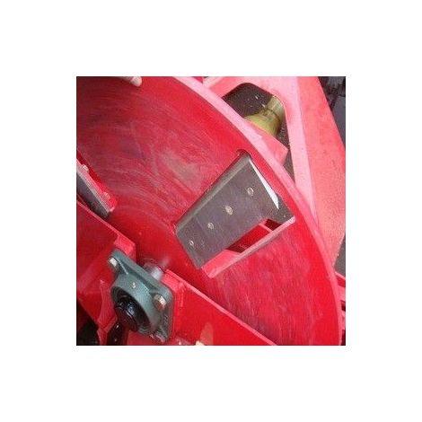 Broyeur de branches Mecacraft BRAWN 100S pour tracteur