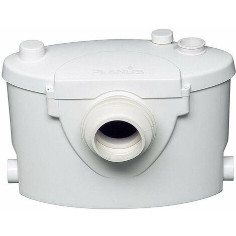 broyeur de salle de bain Planus Broysan 4 | blanc