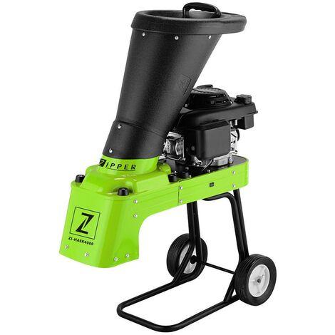 Broyeur de végétaux thermique Zipper ZI-HAEK4000