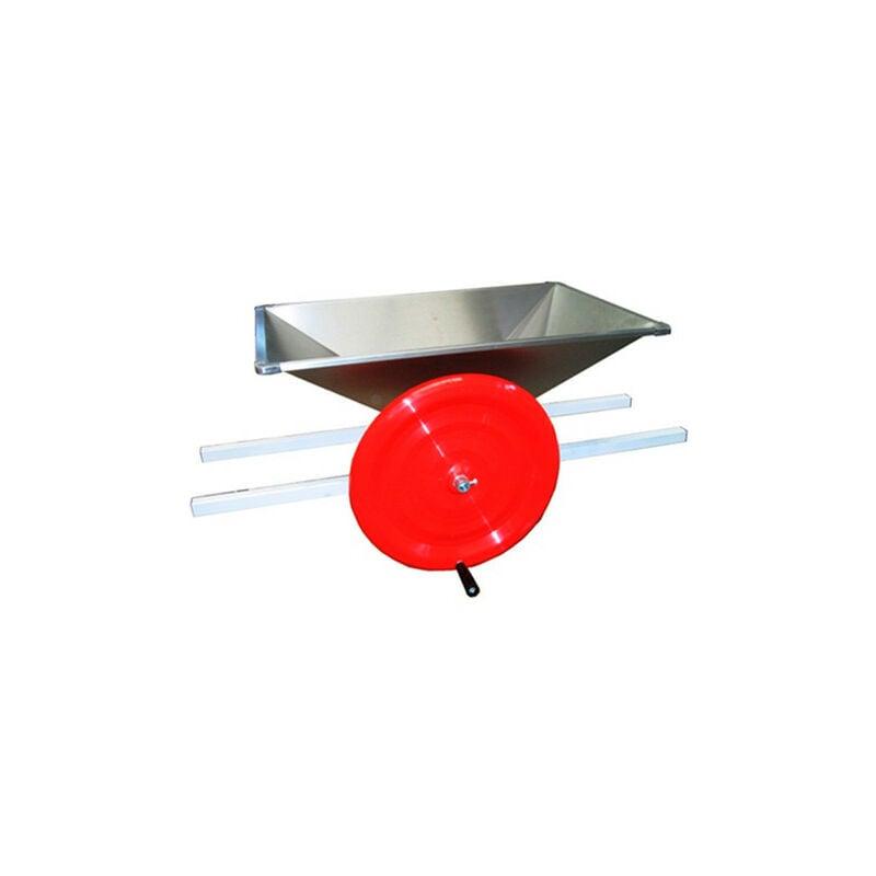 Rondi - Broyeur manuel de raisin EM 5685 PA acier inoxydable