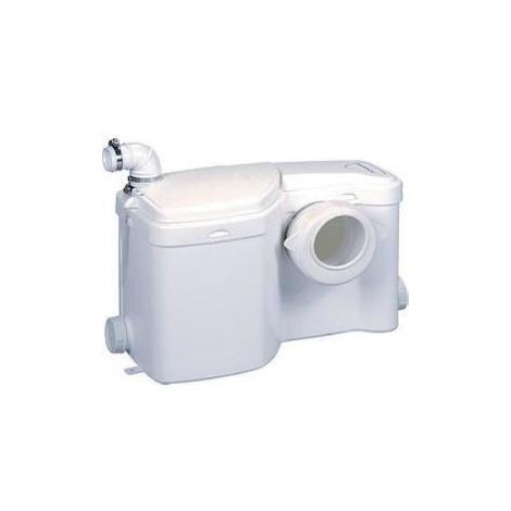 Broyeur WC ANCOFLOW en plastique blanc
