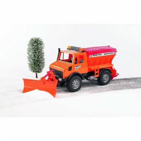 BRUDER - Camion chasse neige - 47 cm