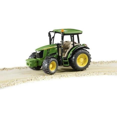 BRUDER - Tracteur JOHN DEERE 5115M - 26 cm