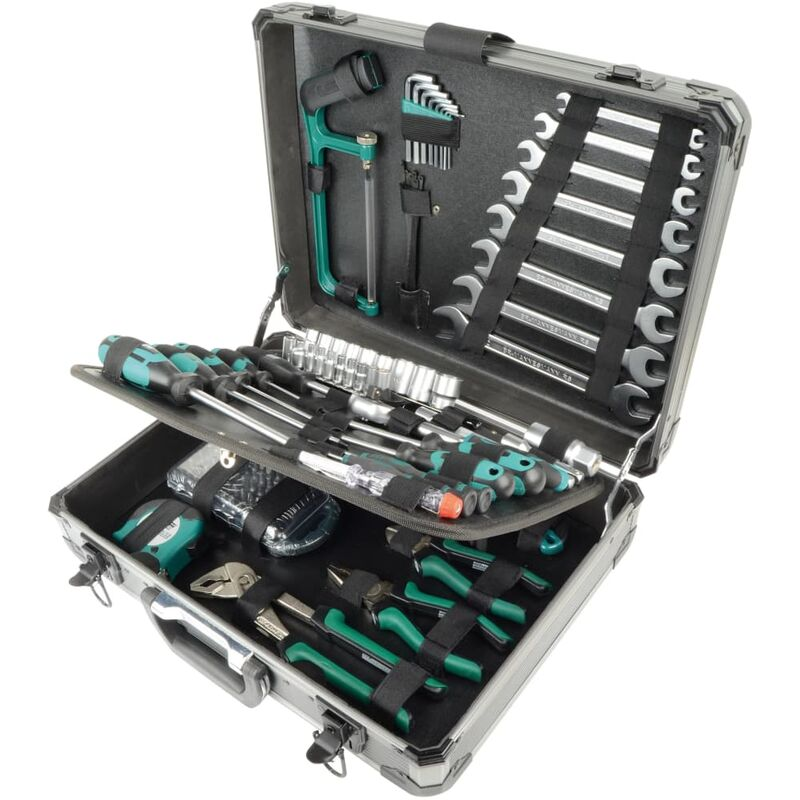 Image of 133 Piece Tool Case - Brüder Mannesmann