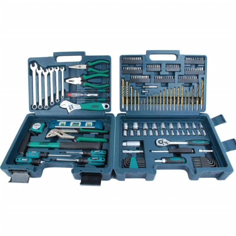 Image of 175 Piece Tool Set 29086 - Brüder Mannesmann