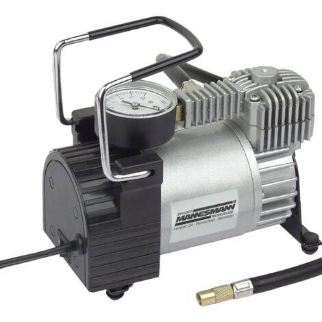 Brüder Mannesmann Mini compresseur 12 V Aluminium