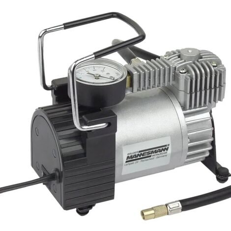 Brüder Mannesmann Mini Compressor Aluminium 12 V 01790