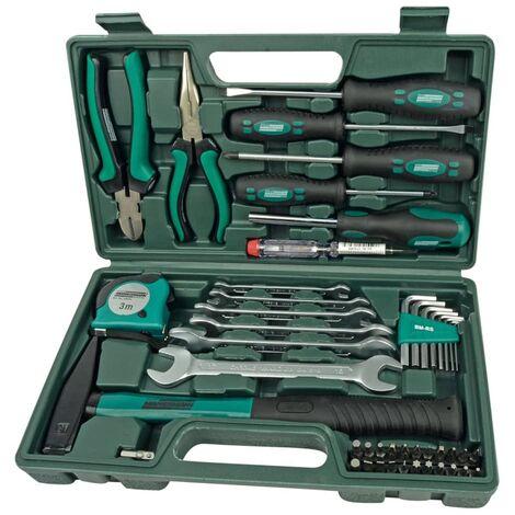 Brüder Mannesmann Set de herramientas de 47 piezas 29032