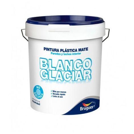BRUGUER PLASTICA BCO. GLACIAR MATE 15L