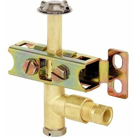 Bruleur d allumage serie 100, 3 flammes gicleur 0,35 mm, raccord pour tube 6 mm Ref. 0.100.004