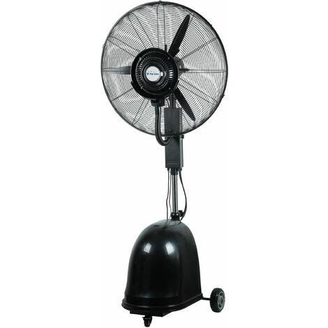 Brumisateur 65 Cm gros volume avec oscillation et reservoir de 50 litres