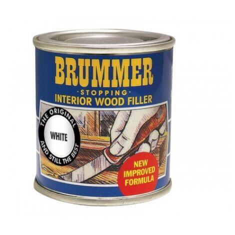 Brummer Yellow Label Interior Wood Filler White / Light Oak / Med Mahogany
