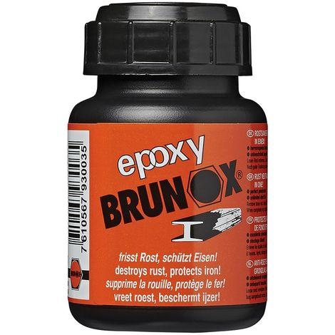 BRUNOX® Epoxy 100ml convertisseur de rouille