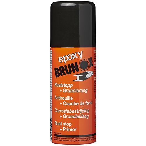 BRUNOX® Epoxy spray 150ml convertisseur de rouille