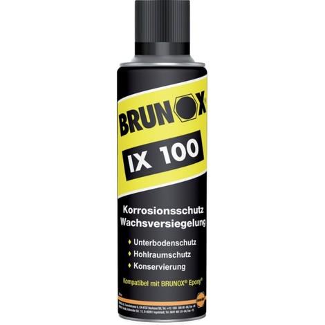 Brunox IX 100 High-Tec Anti-rouille 300ml (Par 12)