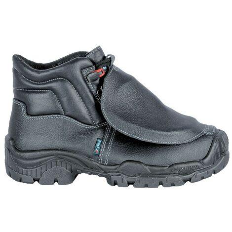 Brunt S3 SRC Black Metatarsal Safety Boots