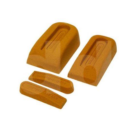 Brush Mate - Andy Sandy - Pack of 4 Sanding Blocks Sanding Block Paper