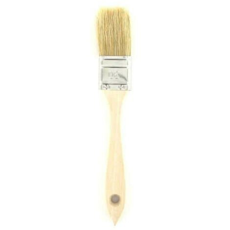 Brush painting wooden handle 30 mm