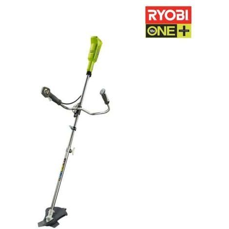 Brushcutter RYOBI 18V OnePlus without battery charger OBC1820B