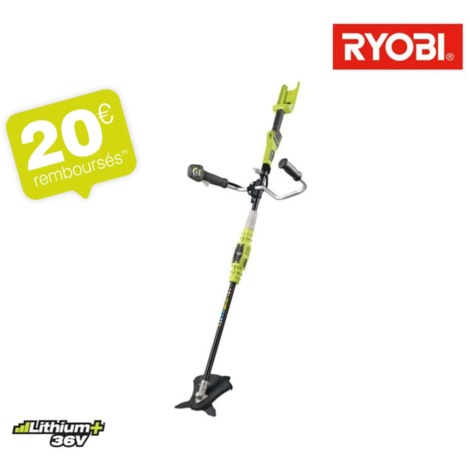 Brushcutter RYOBI 36 V Lithium-ion without battery and charger RBC36B26B