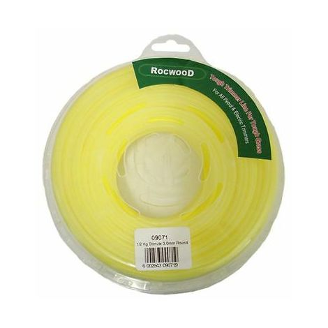Brushcutter Strimmer Round Profile Cord Line 3mm X 60m
