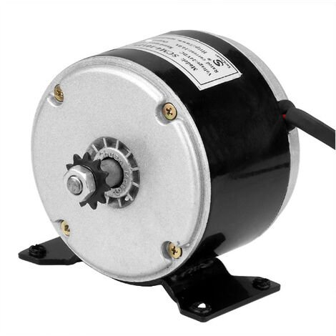"""main image of """"Brushed motor 300W DC 24V brushed electric motor for DIY Modified bicycle scooter """""""""""