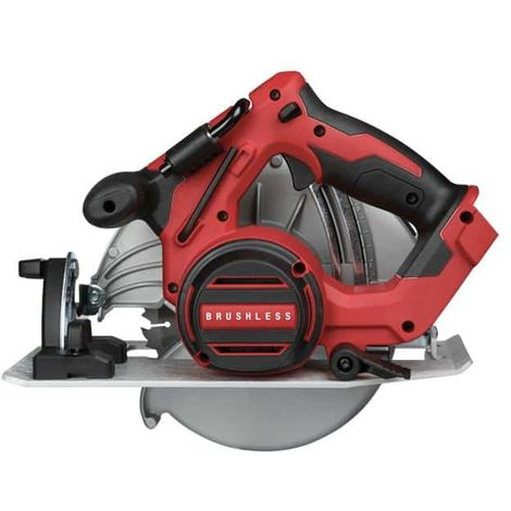 Brushless circular saw MILWAUKEE M18 BLCS66-0X - without battery and charger - 4933464589