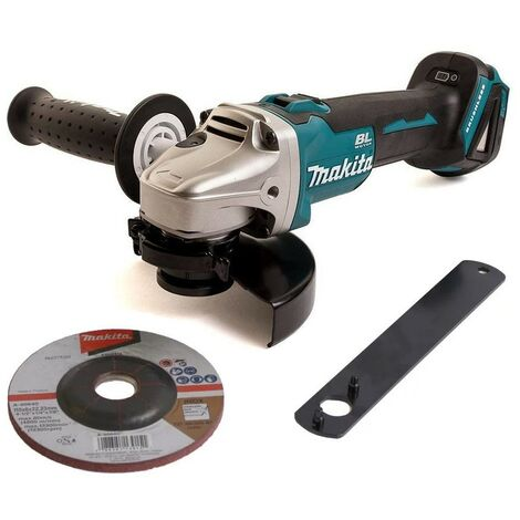 Brushless grinding machine MAKITA 18V 125mm - without battery and charger DGA504Z