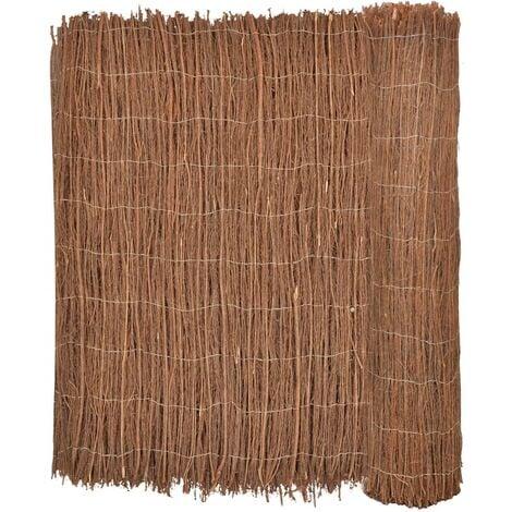 Brushwood Fence 400 x 100 cm