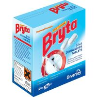 Bryta 5-IN-1 Dishwasher Tablets (PK-120)