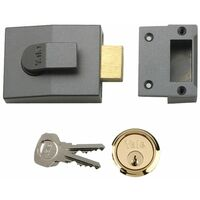 BS1 British Standard Nightlatch