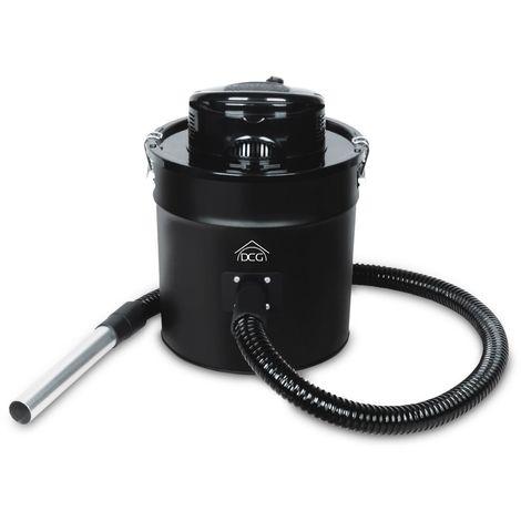 BS8800 Bidón aspiracenizas DCG capacidad 20l incluye motor y tubo flexible 1200W