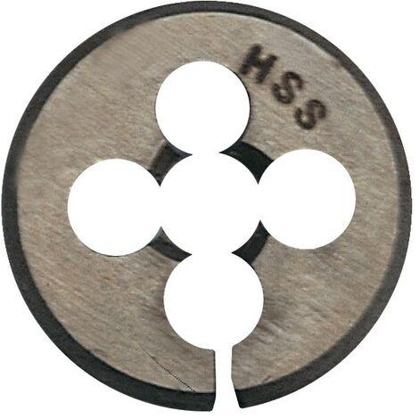 "HSS Circular Split Die UNC 1//2 x 13   1//2/""   1.1//2/"" OD"