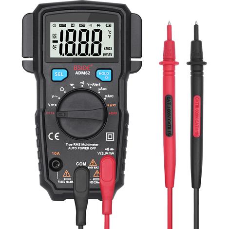 Bside Multimetre Voltmetre Amperemetre Mesure, Diode Testeur