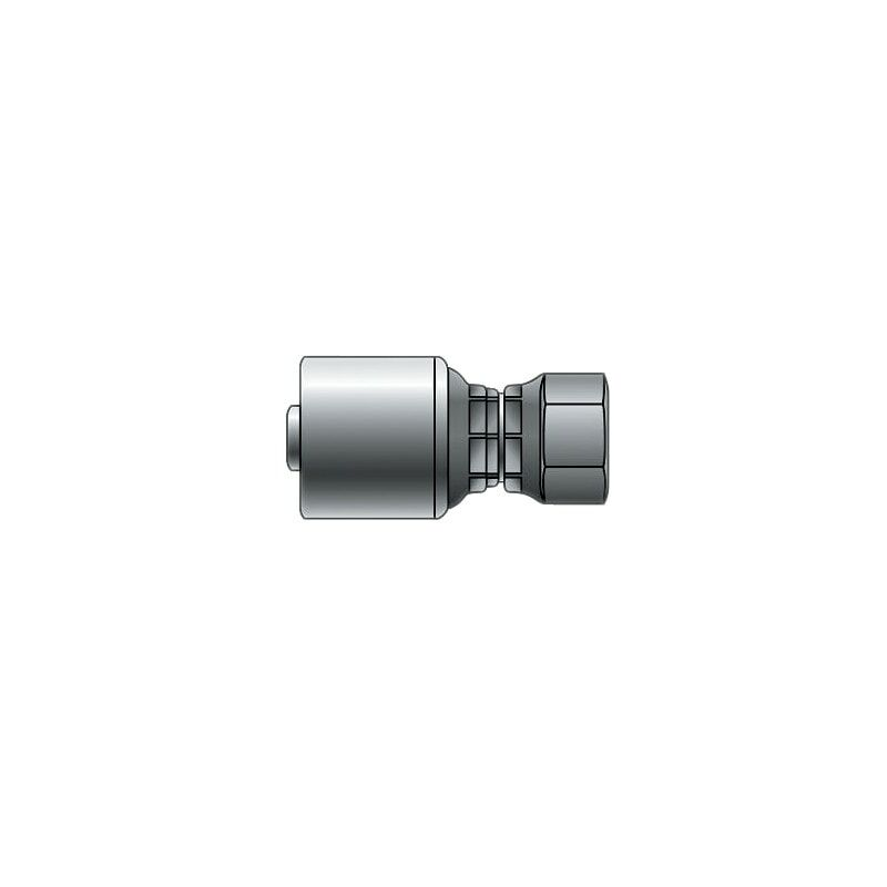 Image of 4G6FBSPORX MegaCrimp One Piece Coupling - Gates